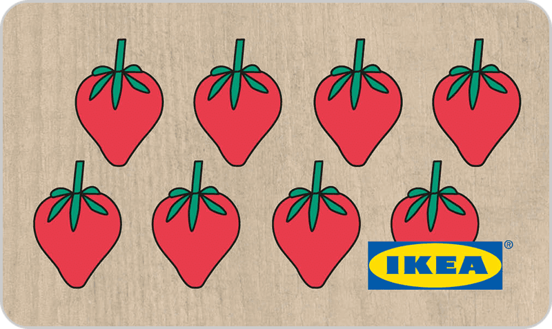 Amilon Gift Card IKEA